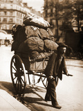 French Chiffonier - Ragpicker