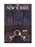 The New Yorker Cover - January 24  1953
