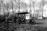 Agriculture a Road Engine Ancestor of the Tractors