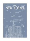The New Yorker Cover - October 31  1977