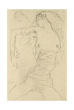 Female Nude with Bent Arm