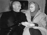 Yul Brynner  Ingrid Bergman  Anastasia  1956