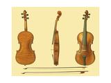 Antique Violins II