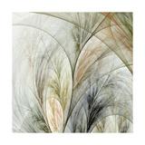Fractal Grass V Giclée premium par James Burghardt