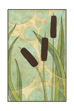 Tranquil Cattails III