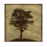 Gilded Tree I