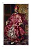 Cardinal Fernando Nino De Guevara  Ca1601
