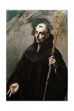 Saint Benedict  1577-1579
