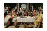 The Last Supper  Ca 1562