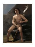 Saint John the Baptist as a Child in the Desert  Ca 1810