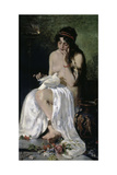 La Esclava Y La Paloma  1884