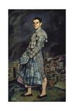 Portrait of Juan Belmonte  1924