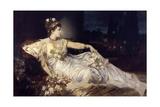 Charlotte Wolter as Messalina  1875
