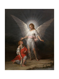 Tobias and the Angel  Ca 1787