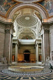 The Original Foucault Pendulum Suspended from the Dome of the Pantheon