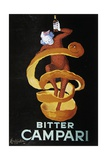 Advertising Poster for Bitter Campari