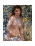 Young Woman in the Sun