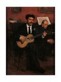 Lorenzo Pagans and Auguste Degas