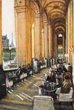Conversations  Cafe Marley  Paris