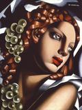 The Brilliance Giclée par Tamara De Lempicka