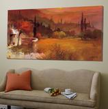 Romantic Tuscany I Toile Murale Géante par Willem Haenraets