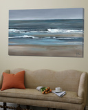 Peaceful Ocean View I Toile Murale Géante par Jettie Roseboom
