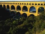 Pont Du Gard  Languedoc  France