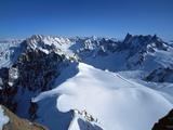 Aiguille Du Midi  Chamonix  France  Europe