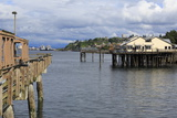 Waterfront Restaurant in Tacoma  Washington State  United States of America  North America