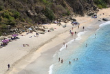 Shell Beach in Gustavia