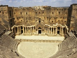 Bosra  Syria  Middle East