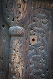 Detail of Gol Stave Church