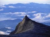Mt Kinabalu  Sabah  Borneo  Malaysia