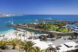 Aerial View of Anfi Del Mar