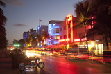 Ocean Drive  South Beach  Art Deco District