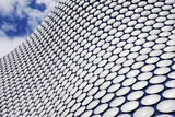 Abstract View of the Selfridges Building at the Bullring