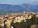 Castelbuono  Madonie Regional Park  Sicily  Italy