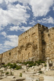 The Golden Gate on the Eastern Wall of the Temple Mount