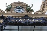 Casino De Monte-Carlo  Monaco  Cote D'Azur  Europe