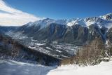 Chamonix  Haute-Savoie  French Alps  France  Europe