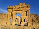 Sbeitla  Tunisia  Africa