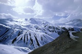 Alborz Mountain Range  Iran  Middle East