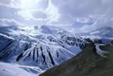 Alborz Mountain Range  Iran  Middle East