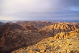 Mt Sinai  Sinai Desert  Egypt  Africa
