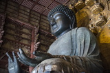 Big Buddha Statue  Daibutsuden (Big Buddha Hall)  Todaiji Temple