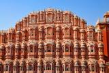 Hawa Mahal (Palace of Winds)  Built in 1799  Jaipur  Rajasthan  India  Asia