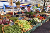 The Morning Fruit and Vegetable Market