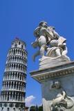 Leaning Tower of Pisa  Pisa  Italy