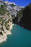 Les Gorges Du Verdon  Provence  France