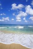 Paynes Bay, Barbados, Caribbean Papier Photo par Hans Peter Merten
